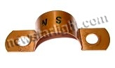 Copper Pipe Saddle